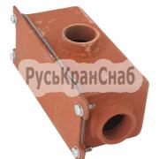 Коробка металлическая КТ-1 - вид сверху