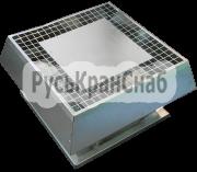 Вентиляторы крышные радиальные малой высоты КРОМ - фото