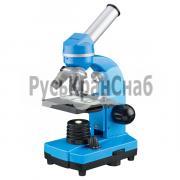 Микроскоп Bresser Biolux SEL 40x-1600x Blue (смартфон-адаптер) фото 1