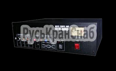 Усилитель оповещения и проводного вещания типа UTB 600