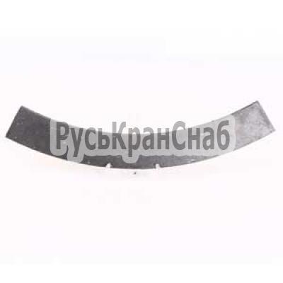 Сектор фрикционный УВ3146-00-009/801 (620х540х5х60)