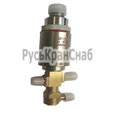 Клапан электромагнитный трехходовой ТХ–555 фото 1
