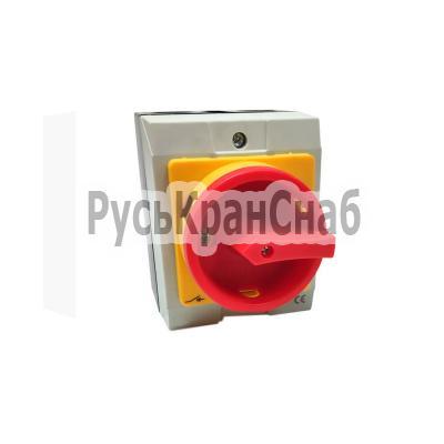 D12-63 выключатель нагрузки наружной установки - фото