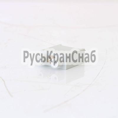 Гнездо двухполюсное малогабаритное МГК 1-1 - фото