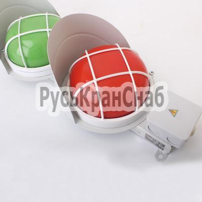 Светофор У270 для троллейных линий  - фото