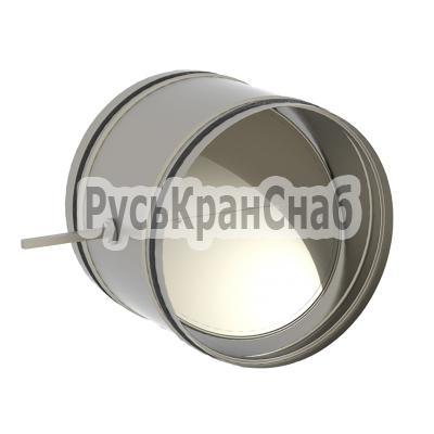 Универсальный воздушный клапан Канал-КВ - фото