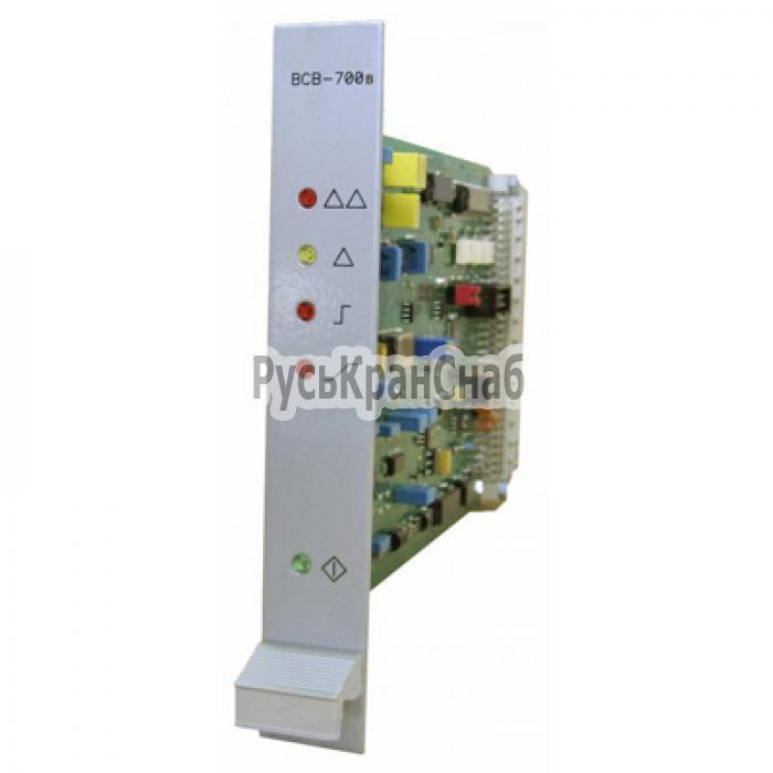 Блок контроля вибрации БК-В - фото