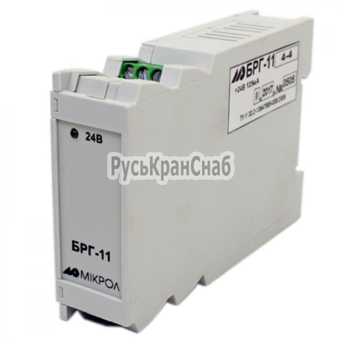Блок гальванической развязки аналоговых сигналов БРГ-11 - фото