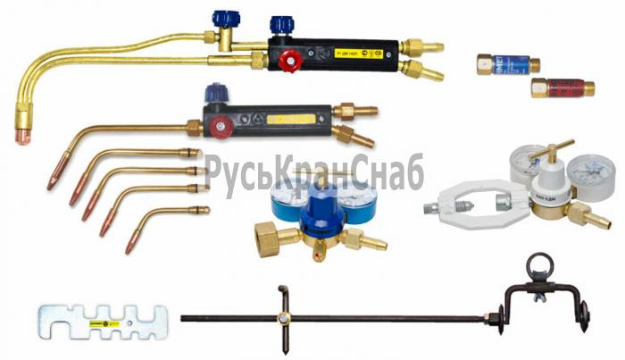 Комплект газосварщика КГС-001А  фото 1
