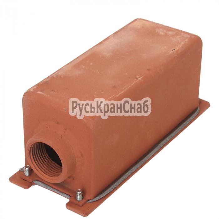 Коробка тройниковая КТ-1 - вид сбоку