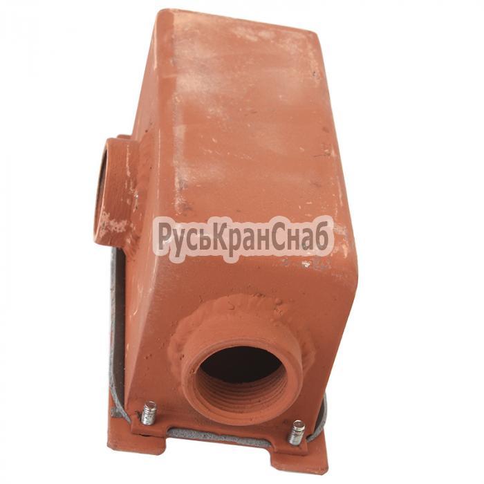 Коробка тройниковая металлическая КТ-1 - вид сбоку